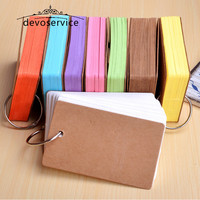 Candy Color Cute Kawaii Memo Pads Stationery School Supplies