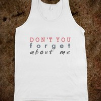 Don't You Forget About Me (Tank)