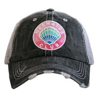"""Mermaids Club"" Trucker Hat"