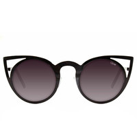 Quay Eyeware - Invader Sunglasses - Black