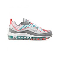 Nike Women's Air Max 98 Particle Grey Aqua