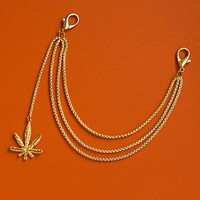 Mary Jane Pocket Chain
