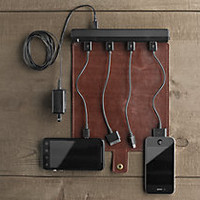 Roll–Up Travel Charger