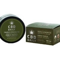 CBD Daily Intensive Cream Triple Strength