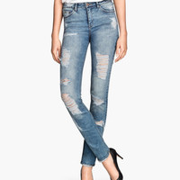 Slim Jeans - from H&M