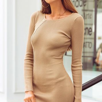 Corey Sweater Dress