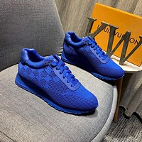 lv louis vuitton womans mens 2020 new fashion casual shoes sneaker sport running shoes 294