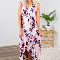 Stella Hi-Low Maxi Dress