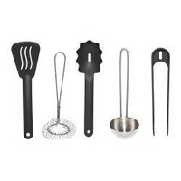 DUKTIG 5-piece kitchen utensil set   - IKEA