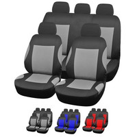 Universal 9pcs Full Set Styling PGB Car Cover Auto Interior Accessories Car Seat Cover [7735842054]