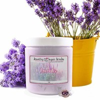 Lavender 3 Pack Sugar Scrub Bundle