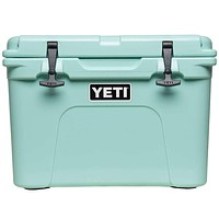 Tundra Cooler 35 in Seafoam Green by YETI