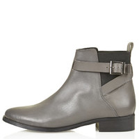 BLANCHE Ankle Boots - Grey
