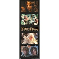 Lord of the Rings Return of the King 2003 Poster 21x62