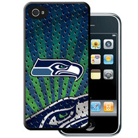 Iphone 44S Hard Cover Case - Seattle Seahawks