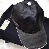 Unisex LV Louis Vuitton Cap Hat  both men and women