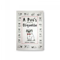 A Pug's Guide to Etiquette | Stocking Fillers | Gifts | Ohh Deer