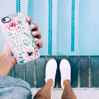 Beautiful iPhone 6s & 6s Plus Case (Be You Tiful Watercolor Floral Pattern) by Casetify
