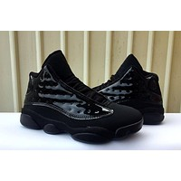 AIR JORDAN 13 RETRO BLACK