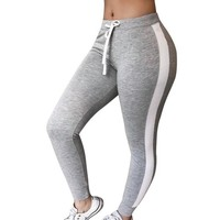 Women's Slim Fitness Long Pants