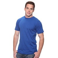 Royal Apparel Unisex Short Sleeve ORGANIC Cotton Tee