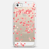 Limited Edition Coral iPhone 5s case by Monika Strigel   Casetagram