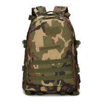 3P Mountaineering Camping Hiking Military Waterproof Assault Pack Tactical Backpack