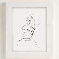 Quibe Close Art Print | Urban Outfitters