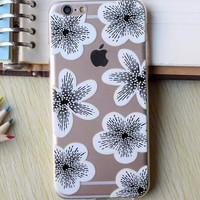 Hollow Out Pretty Flower iPhone 5se 5s 6 6s Plus Case Cover + Nice Gift Box 364
