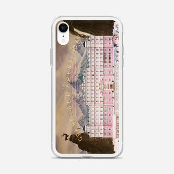 The Grand Budapest Hotel iPhone XR Case