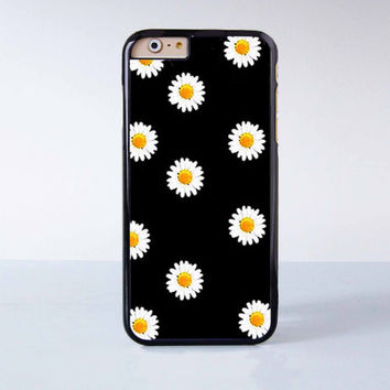 """Cute Daisy plastic phone case for iPhone 6 (4.7"""")  More case style can be selected"""