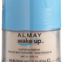 Almay Wake-up Hydrating Makeup, Ivory, 0.35-Ounce