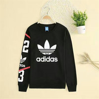 Autumn Ladies Casual Hoodies Cotton Long Sleeve T-shirts Bottoming Shirt [6407340356]