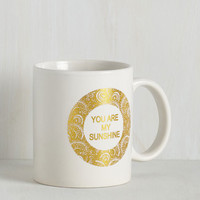 Sayings Sol Much to Love Mug by ModCloth