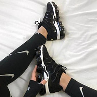 Nike Air Max Vapormax Plus TN Vascular Atmospheric Cushion Men's and Women's Casual Sports Shoes 1