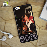 Shawn Mendes Performing Art iPhone 6 Case by Avallen