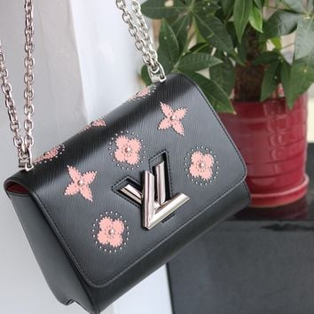 Top Quality LV Louis Vuitton Women Leather Tote Bag Shoulder Bag Messenger Bag Shopping Bag