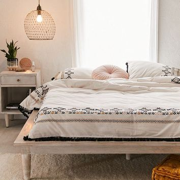 Amelia Platform Bed | Urban Outfitters