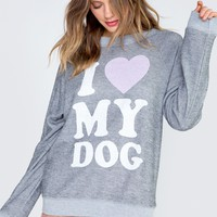 Must Love Dogs Sommers Sweater