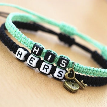 his and hers lover bracelet,couple bracelet,valentine's day Birthday Wedding Anniversary Gift = 1930366468