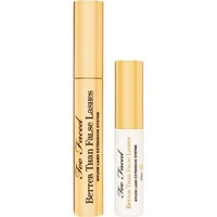 Amazon.com: Too Faced Too Faced Better Than False Lashes Nylon Lash Extension System: Beauty