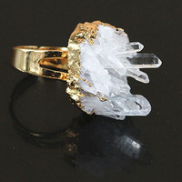 Dre Quartz Ring
