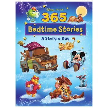 Disney 365 Bedtime Stories: A Story A Day Book