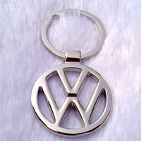 New Metal 3D Car Logo Keychain Key Chain Key Rings Chaveiro Llavero for car Fashion Auto Pendant Car Accessories bag pendant