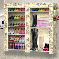 Korean Multi-function Storage Shoes Shoes Rack [45989167129]