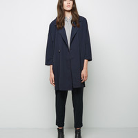 Slouchy Trench by Steven Alan