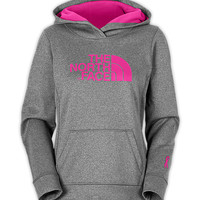 WOMEN'S PINK RIBBON FAVE-OUR-ITE PULLOVER HOODIE