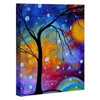 Madart Inc. Winter Sparkle Art Canvas