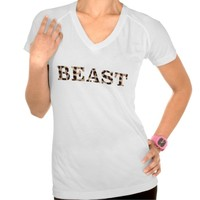 Chic Leopard Beast Girl GYM Workout