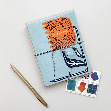 Snail Mail Kits with Stamps